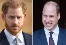 Prince William 'favourite' to replace Prince Harry