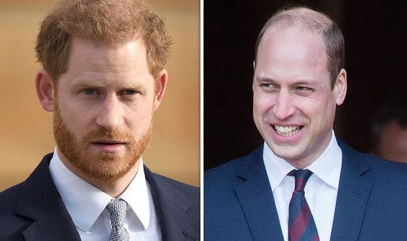 Prince William 'favourite' to replace Prince Harry