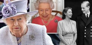 Queen Elizabeth II wears brooch with sweet link to Philip for call with health officials