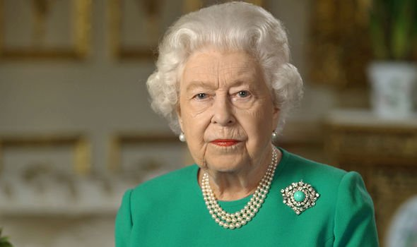Queen Elizabeth addressed the nation during the crisis