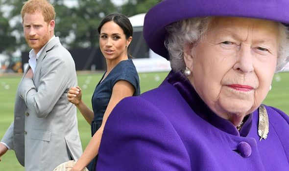 The Queen made the decision with her family