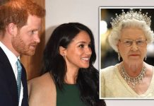 meghan markle prince harry news statement duke duchess sussex royal family news queen