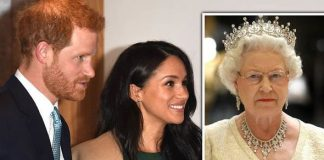 meghan markle prince harry news statement duke duchess sussex royal family news queen
