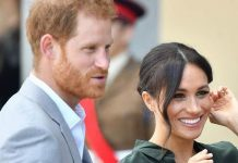 meghan markle prince harry statement service duke duchess titles patronages queen news