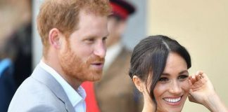 meghan markle prince harry statement service duke duchess titles patronages queen news
