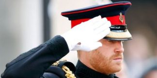 prince harry military titles queen military uniform