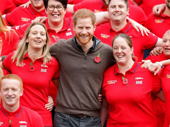 prince harry news invictus games postponed duke of sussex new video royal family news