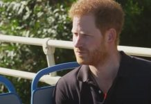 prince harry news - prince harry during the special episode