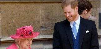 prince harry news queen elizabeth ii royal family