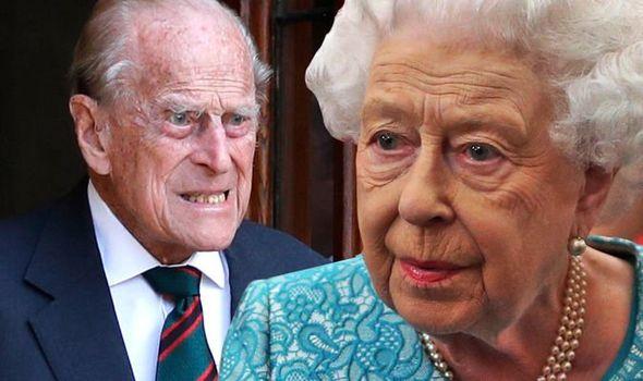 prince philip health hospital news queen elizabeth