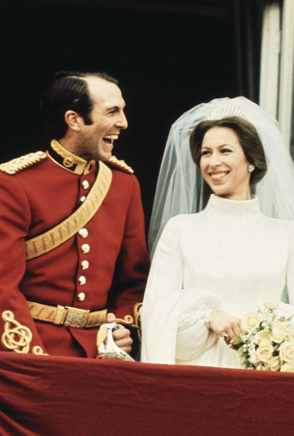 princess anne news mark phillips latest photo