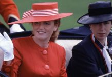 princess anne sarah ferguson royal family news