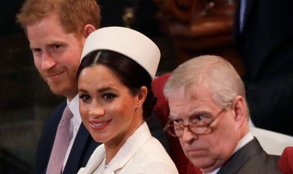 queen elizabeth ii prince andrew harry military