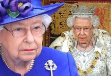 queen news elizabeth ii royal family protocol latest