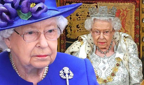 queen news elizabeth ii royal family protocol latest