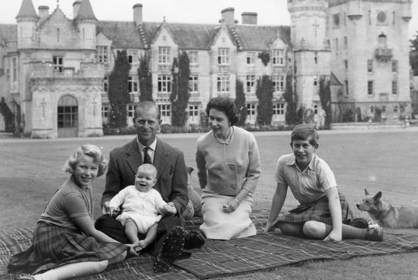 queen news elizabeth ii scotland royal family