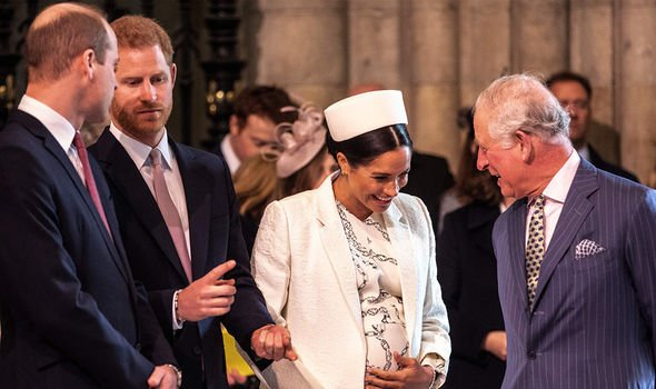 Royal news: An insider suggested Charles had provided financial support to Meghan and Harry during their first year of post-royal life