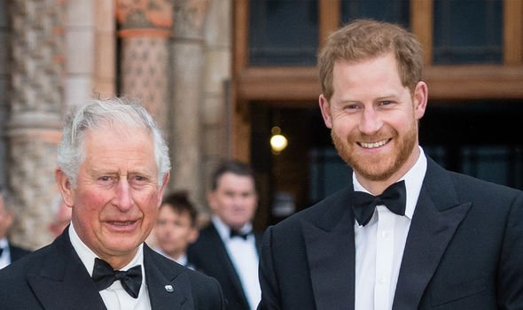 Harry explained how relationship with Charles had suffered since his royal exit