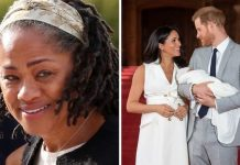 Doria Ragland 'never put pressure' on Meghan but wanted 'normal upbringing' for Archie