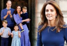 Kate Middleton: Prince William children