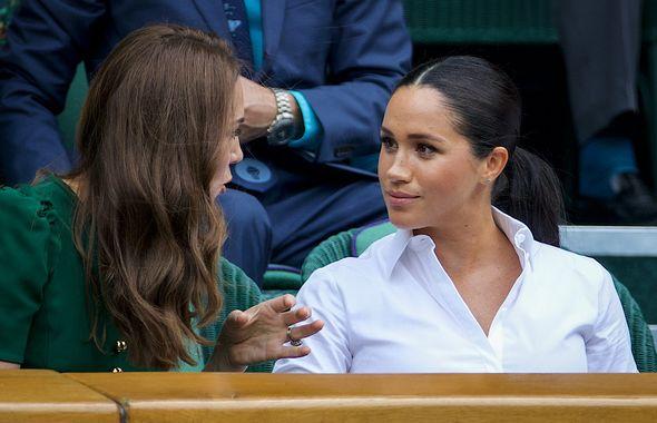 Kate Middleton news Meghan Markle royal latest