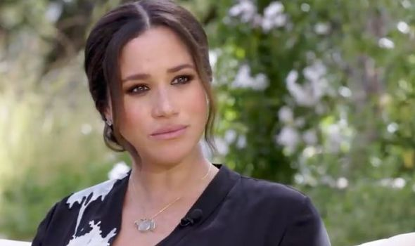 Meghan Markle and Prince Harry: CBS teases Oprah interview
