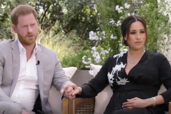 Meghan and Harry's bombshell interview with Oprah will air on Sunday