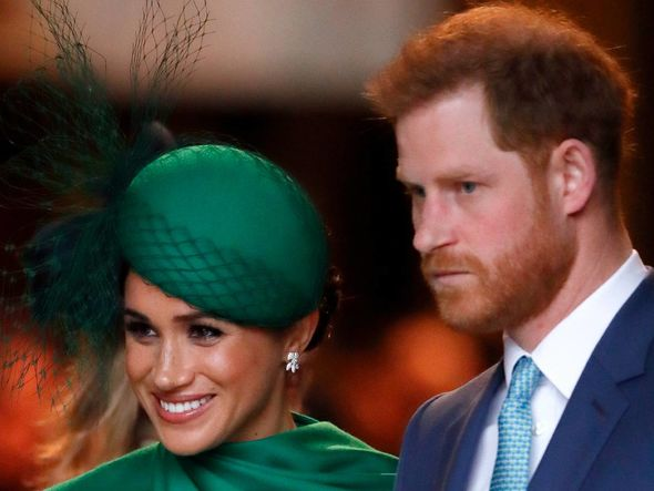 Meghan and Harry spoke about their struggles as senior royals
