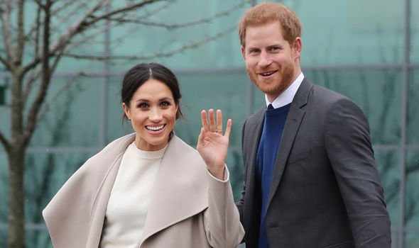 Meghan and Harry stepped down as senior members of the Royal Family