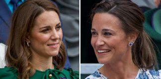 Pippa Middleton copies Kate