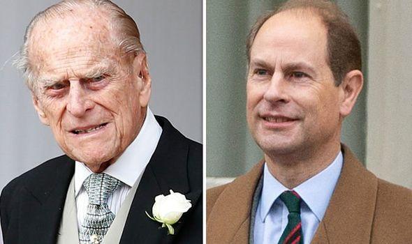 Prince Edward transformation