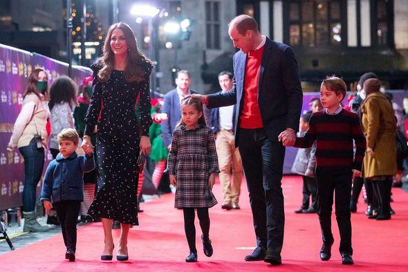 Prince George Princess Charlotte Prince Louis news