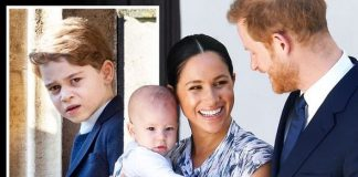 Prince George news Archie Harrison royal latest