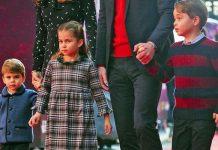 Prince George news Prince Louis Princess Charlotte