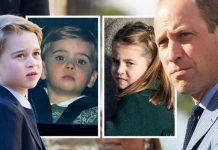 Prince George news Princess Charlotte Prince Louis