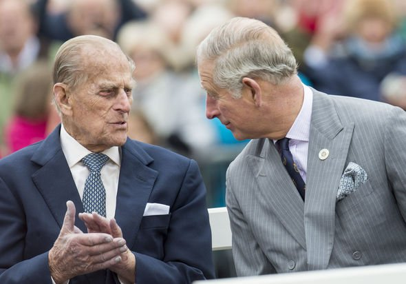 Prince Philip Prince Charles update latest today hospital latest