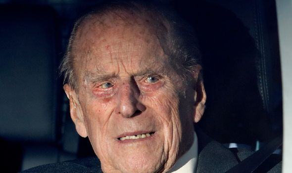 Prince Philip hospital news latest update today