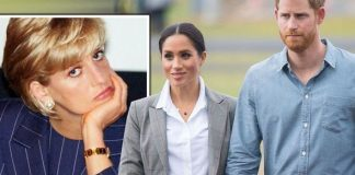 Princess Diana: A royal commentator said Harry and Meghan will 'probably' honour Diana's name