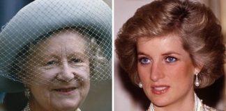 Princess Diana kept 'distrustful distance' from Queen Mother as 'wedge' driven between royals