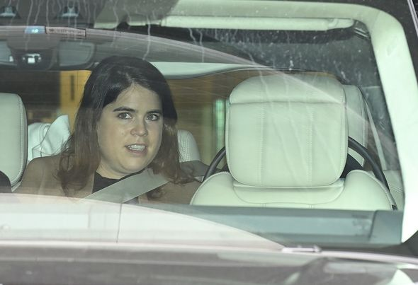 Princess Eugenie latest royal family update