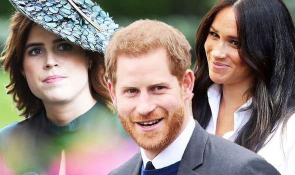 Princess Eugenie royal family news