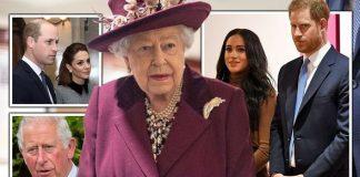 Royal Family news Meghan Markle Prince Harry video
