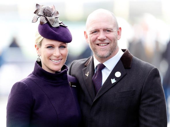 Royal Family tree: Zara and Mike