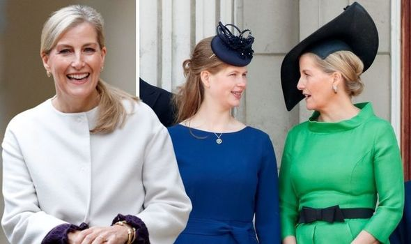 Sophie, Countess of Wessex gives her children 'reassurance' with 'protective' parenting approach