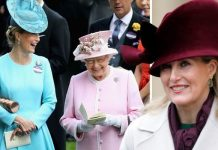 Sophie, Countess of Wessex's 'calm' and 'stoic' body language similar to Queen Elizabeth's