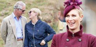 Zara Tindall: Prince Charles royal family
