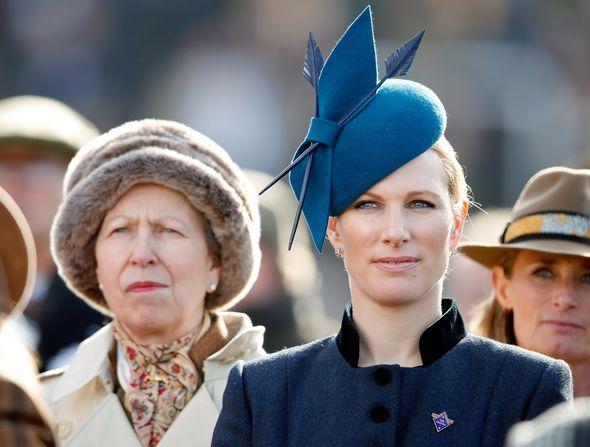 Zara Tindall royal news Princess Anne update