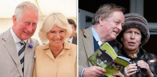 charles camilla anne andrew