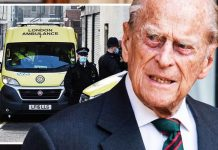prince philip health update duke edinburgh leaving hospital