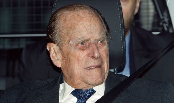 prince philip health update latest